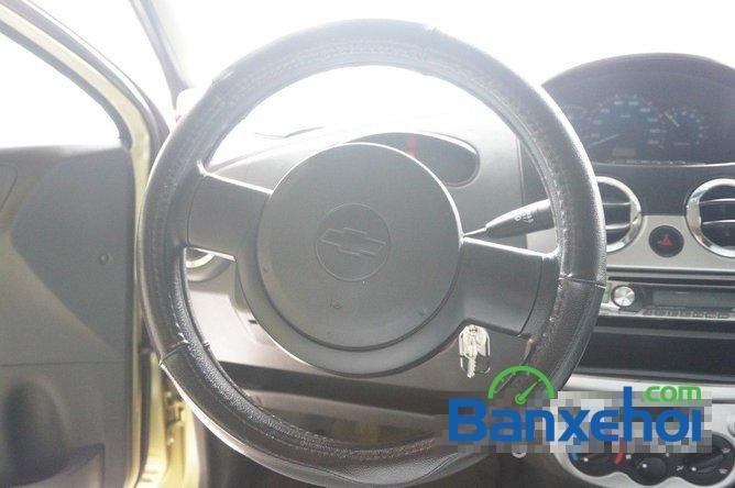 Sàn ô tô Thăng Long cần bán xe Chevrolet Spark đời 2011 đã đi 35000 km -8
