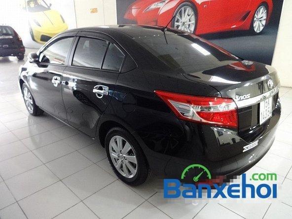 Chợ ô tô Lâm Hùng cần bán xe Toyota Vios đời 2014, màu đen-3