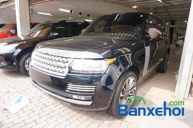 Haus Auto bán LandRover Range Rover Autobiography đời 2014, màu đen-1