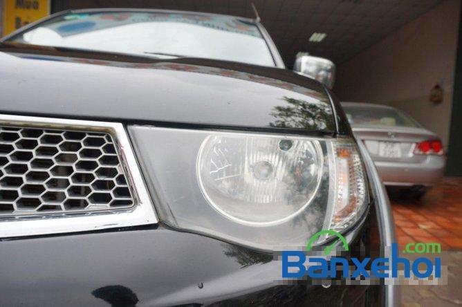 Tây Đô Auto cần bán Mitsubishi Triton, màu đen đã đi 60000 km, 460 triệu-2
