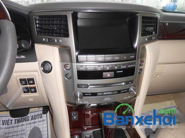 Bán ô tô Lexus LX 570 đời 2014, xe sử dụng nhiên liệu xăng-10