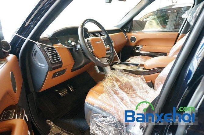 Haus Auto bán LandRover Range Rover Autobiography đời 2014, màu đen-6