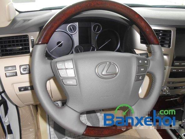 Bán ô tô Lexus LX 570 đời 2014, xe sử dụng nhiên liệu xăng-11