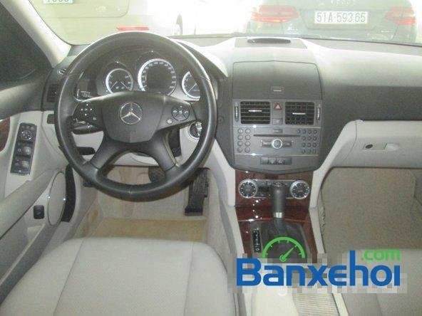 Salon Thịnh Lợi bán xe Mercedes-Benz C250 cũ màu bạc,  đã đi 46000 km, giá 950Tr-7