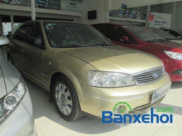 Saigon Ford - CN Bến Chương Dương bán Ford Laser đời 2003 đã đi 62000 km-1