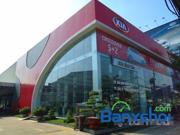 Kia Bình Tân bán xe Kia Rio 2015, màu đỏ, giá bán 550Tr-9