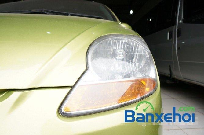 Sàn ô tô Thăng Long cần bán xe Chevrolet Spark đời 2011 đã đi 35000 km -2