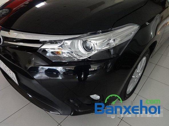 Chợ ô tô Lâm Hùng cần bán xe Toyota Vios đời 2014, màu đen-2
