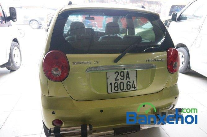 Sàn ô tô Thăng Long cần bán xe Chevrolet Spark đời 2011 đã đi 35000 km -4