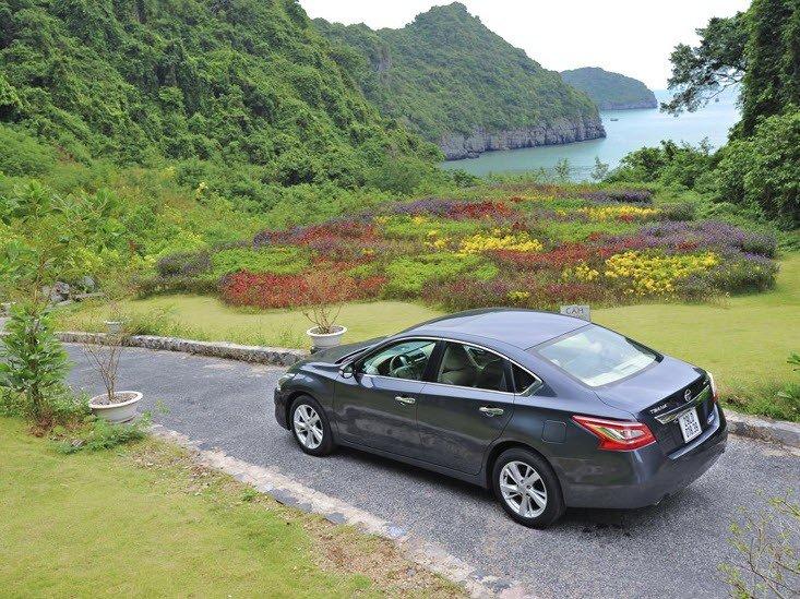 Nissan Teana phù hợp với những người trẻ, yêu sự mạnh mẽ, cá tính và năng động.