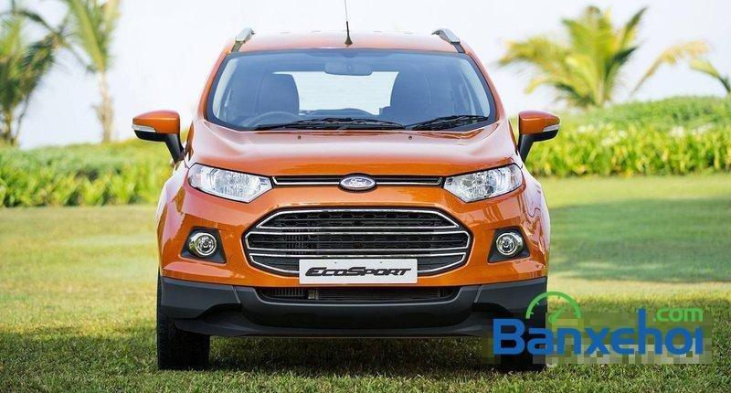 Bán xe Ford EcoSport đời 2015-2
