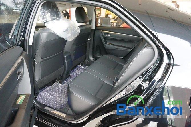 Toyota Mỹ Đình - CN Cầu Diễn I New Car bán Toyota Corolla Altis 1.8 G đời 2015, màu đen, giá 815Tr-13