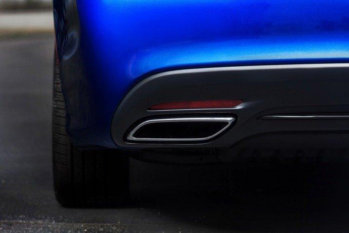 Đánh giá đuôi xe Chrysler 200 2015