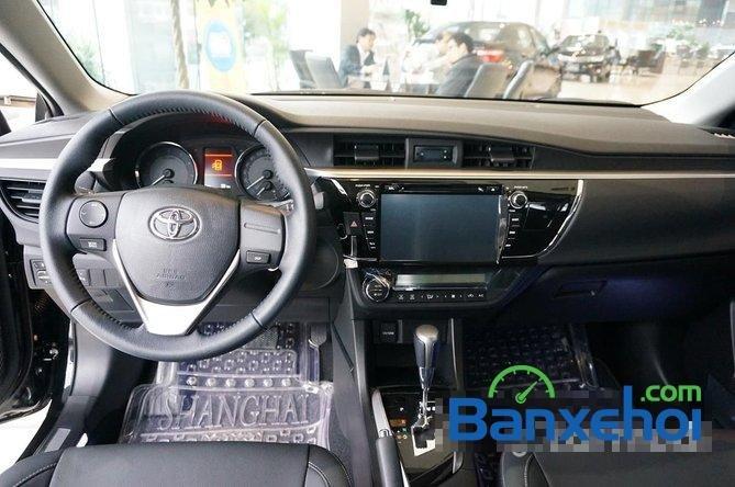 Toyota Mỹ Đình - CN Cầu Diễn I New Car bán Toyota Corolla Altis 1.8 G đời 2015, màu đen, giá 815Tr-11