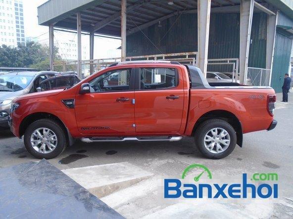 Ford Mỹ Đình cần bán Ford Ranger đời 2015, màu đỏ, giá bán 804Tr-3