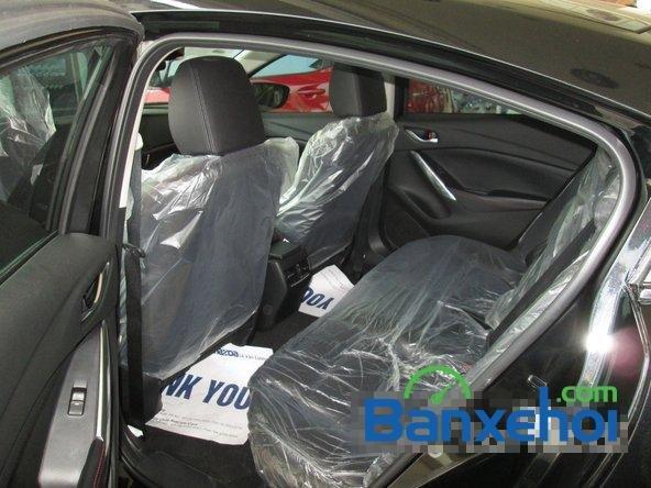 Hotline Mazda 68 Lê Văn Lương bán xe Mazda 6 sản xuất 2015, màu đen, giá 998Tr-2