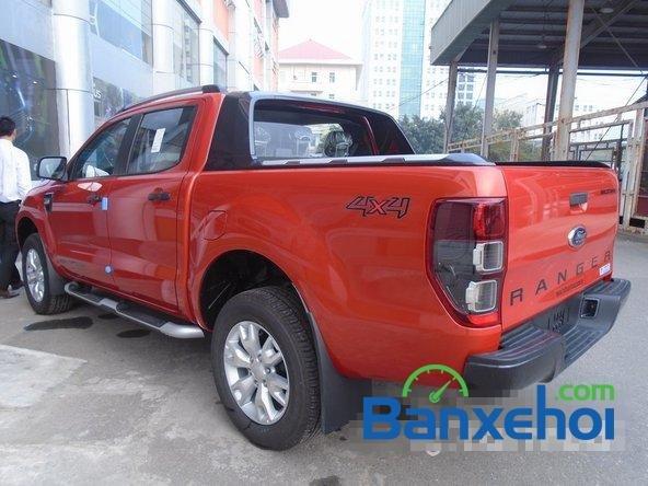 Ford Mỹ Đình cần bán Ford Ranger đời 2015, màu đỏ, giá bán 804Tr-5