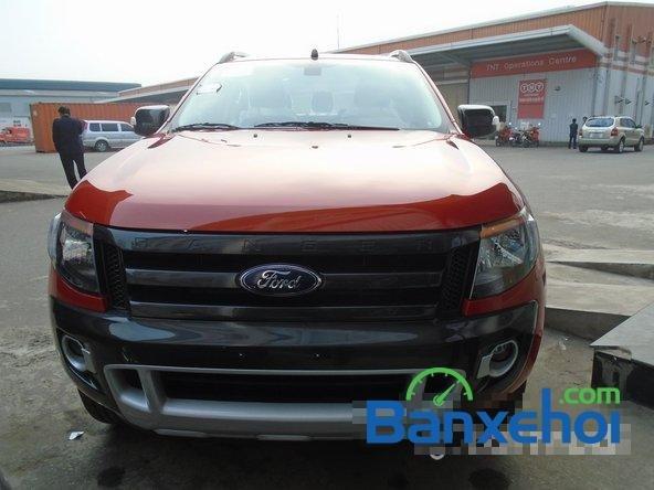 Ford Mỹ Đình cần bán Ford Ranger đời 2015, màu đỏ, giá bán 804Tr-0