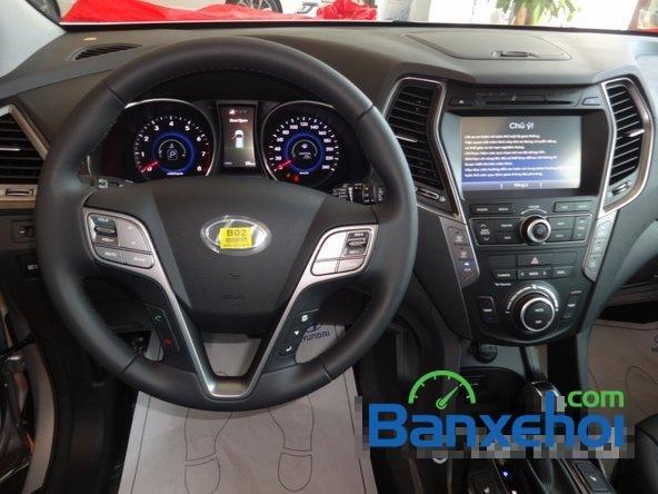 Hyundai An Sương bán xe Hyundai Santa Fe sản xuất 2014, nhập khẩu -6