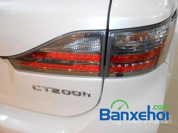 Auto 455 bán xe Lexus CT 200H đời 2013, màu trắng đã đi 18000 km-5