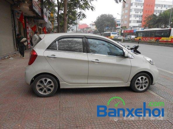 Bảo Việt Auto cần bán xe Kia Morning năm 2013 đã đi 10000 km, giá bán 420Tr-4