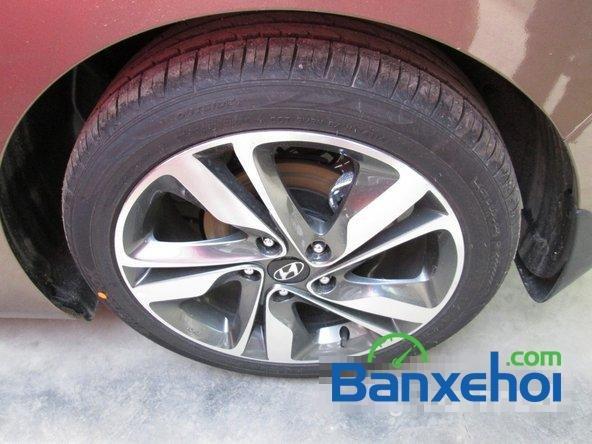 Bán ô tô Hyundai Elantra đời 2015, màu nâu, giá 739 triệu-5