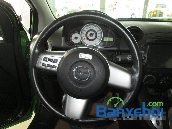 Mazda Giải Phóng cần bán xe Mazda 2 2015, giá 577Tr-9