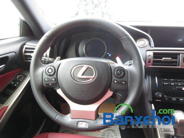 Việt Auto cần bán Lexus IS 250 đời 2014, màu trắng, nhập khẩu-8