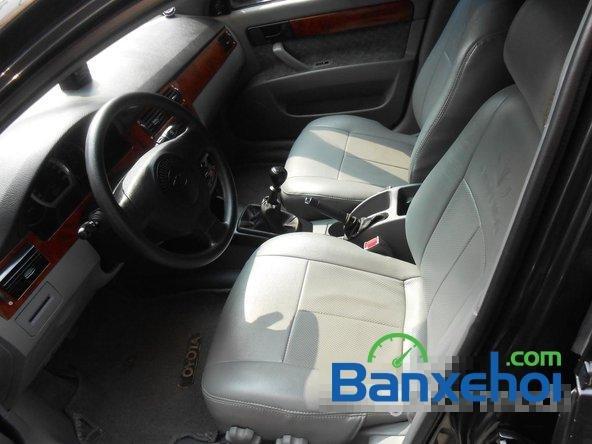 Bán Daewoo Lacetti đời 2011, màu đen đã đi 30000 km, giá 375Tr-6