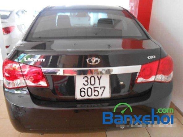 Auto Trường Thành bán ô tô Daewoo Lacetti sản xuất 2010, màu đen giá 475Tr-8