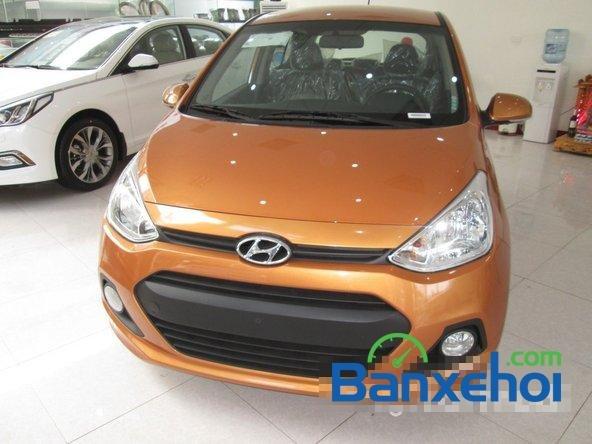 Bán xe Hyundai i10 đời 2015,  xe đang có sẵn, giao xe ngay-0