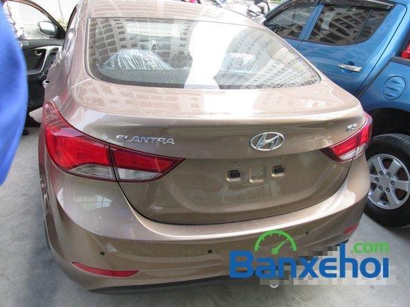 Bán ô tô Hyundai Elantra đời 2015, màu nâu, giá 739 triệu-4