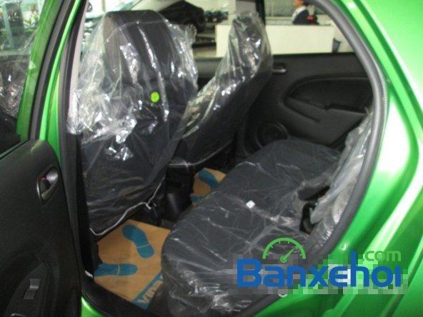 Mazda Giải Phóng cần bán xe Mazda 2 2015, giá 577Tr-11