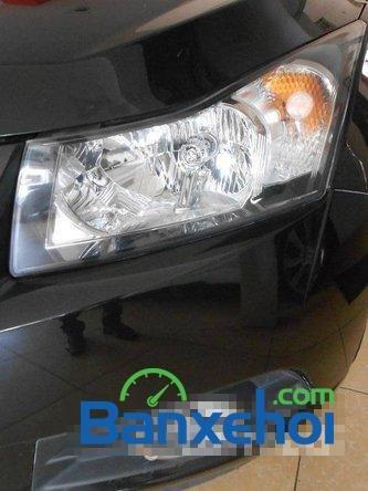 Auto Trường Thành bán ô tô Daewoo Lacetti sản xuất 2010, màu đen giá 475Tr-1