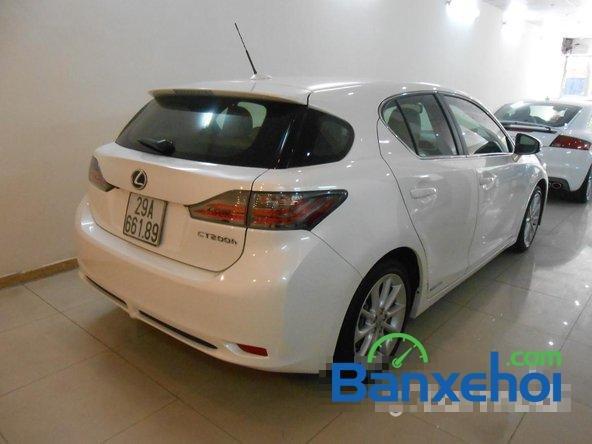 Auto 455 bán xe Lexus CT 200H đời 2013, màu trắng đã đi 18000 km-3