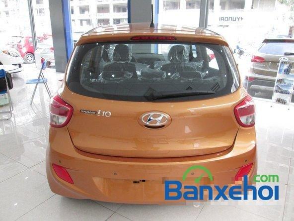 Bán xe Hyundai i10 đời 2015,  xe đang có sẵn, giao xe ngay-5