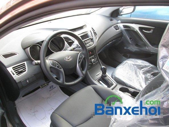 Bán ô tô Hyundai Elantra đời 2015, màu nâu, giá 739 triệu-6