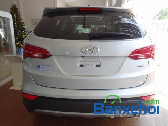 Hyundai An Sương bán xe Hyundai Santa Fe sản xuất 2014, nhập khẩu -4