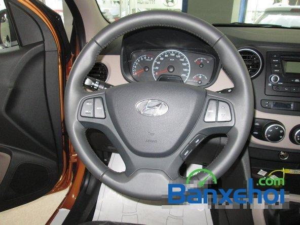 Bán xe Hyundai i10 đời 2015,  xe đang có sẵn, giao xe ngay-10