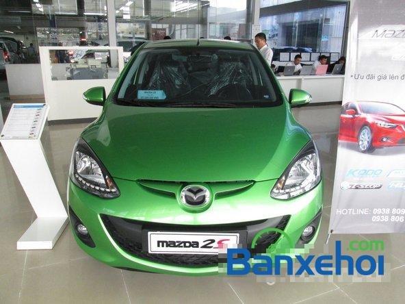 Mazda Giải Phóng cần bán xe Mazda 2 2015, giá 577Tr-0