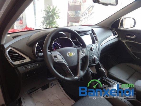 Hyundai An Sương bán xe Hyundai Santa Fe sản xuất 2014, nhập khẩu -5