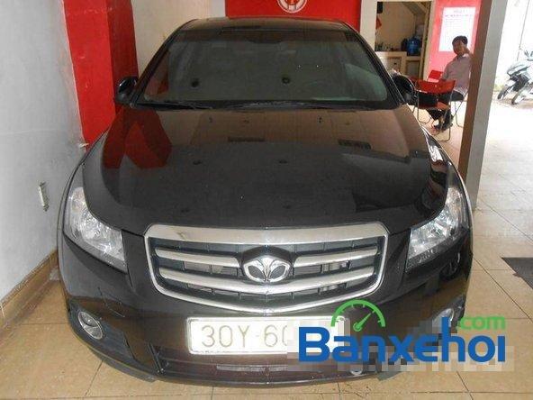 Auto Trường Thành bán ô tô Daewoo Lacetti sản xuất 2010, màu đen giá 475Tr-0