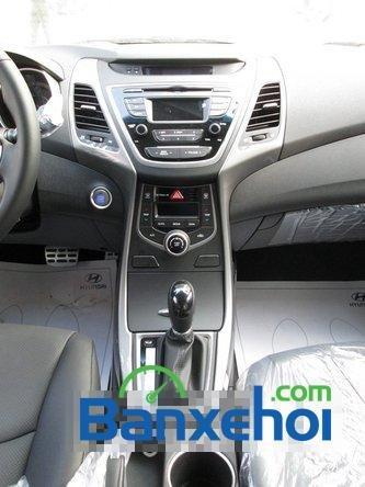 Bán ô tô Hyundai Elantra đời 2015, màu nâu, giá 739 triệu-10