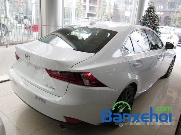Việt Auto cần bán Lexus IS 250 đời 2014, màu trắng, nhập khẩu-3