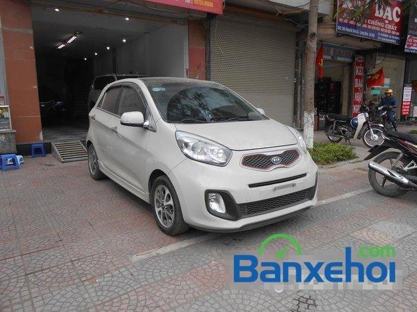 Bảo Việt Auto cần bán xe Kia Morning năm 2013 đã đi 10000 km, giá bán 420Tr-1