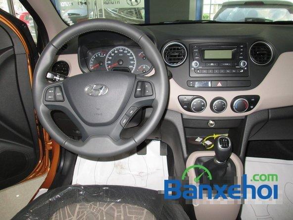 Bán xe Hyundai i10 đời 2015,  xe đang có sẵn, giao xe ngay-8