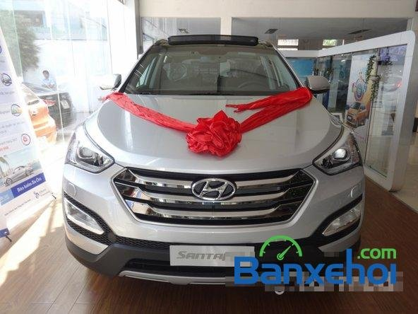 Hyundai An Sương bán xe Hyundai Santa Fe sản xuất 2014, nhập khẩu -0