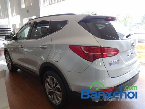 Hyundai An Sương bán xe Hyundai Santa Fe sản xuất 2014, nhập khẩu -3