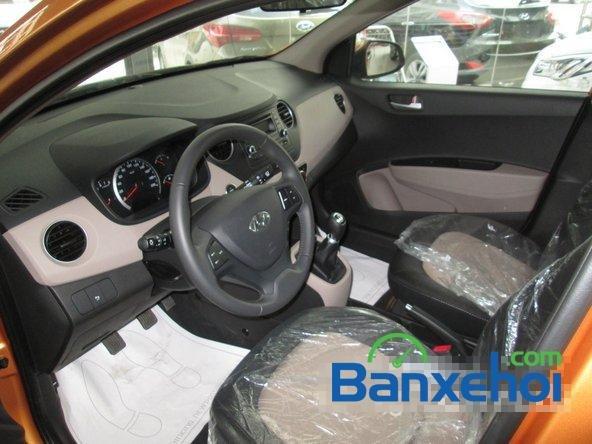 Bán xe Hyundai i10 đời 2015,  xe đang có sẵn, giao xe ngay-7