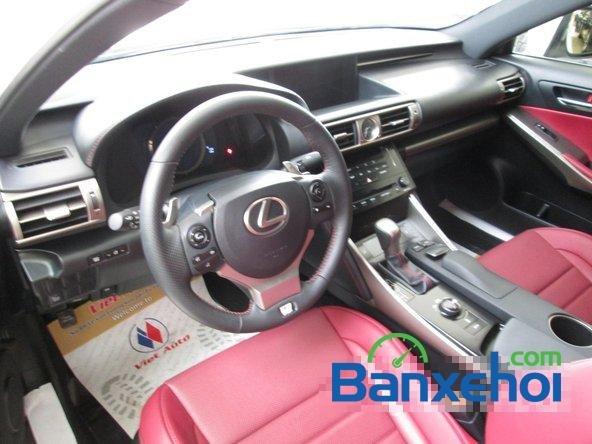 Việt Auto cần bán Lexus IS 250 đời 2014, màu trắng, nhập khẩu-6